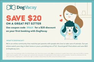 DogVacay $20 Coupon - Prairie Paws Animal Shelter